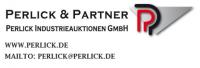 Logo Perlick Industrieauktionen GmbH