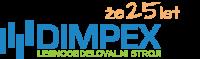 Logo Dimpex lesnoobdelovalni stroji d.o.o.
