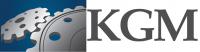 Logo KGM Graph. Maschinen e.K.