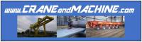 Logo Crane and Machine Ltd