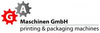 Логотип GA-Maschinen GmbH