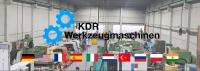Logo KDR Werkzeugmaschinen