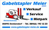 Logo Gabelstapler Meier GmbH