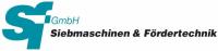 Logo S&F GmbH - Siebmaschinen und Fördertechnik
