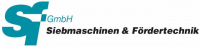 Логотип S&F GmbH - Siebmaschinen und Fördertechnik