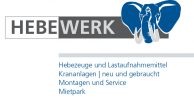 Logo Hebewerk GmbH & Co.KG