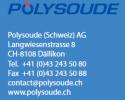 Logo Polysoude (Schweiz) AG