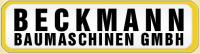 Logo Beckmann Baumaschinen GmbH