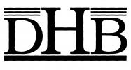 Logo DHB GmbH