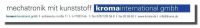Logo Kroma International GmbH