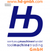 Логотип HD Werkzeugmaschinenhandel GmbH