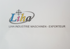 Logo liha industrie machine handler