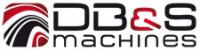 Logotips DB & S Machines