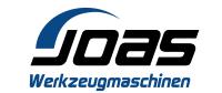 Logo Joas Werkzeugmaschinen - Werksvertretung Deutschland für GEKA