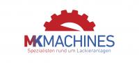 Логотип MK Machines