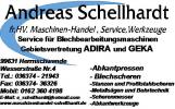 Logo Andreas Schellhardt fr.Hv. Maschinenhandel & Service