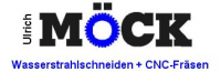 Logo Möck Wasserstrahlschneiden & CNC - Fräsen