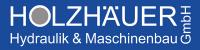 Logo HOLZHÄUER Hydraulik & Maschinenbau GmbH