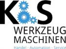 Logo K & S Werkzeugmaschinen OHG