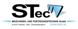 Логотип STec Maschinen- und Fertigungstechnik GmbH
