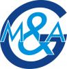 Logotips M+A Gründken GmbH