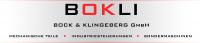 Logo BOKLI - Bock & Klingeberg GmbH