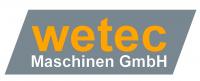 Logo Wetec Maschinen GmbH
