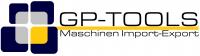 Logo GP-TOOLS Maschinen Import-Export
