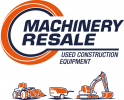 Логотип MACHINERY RESALE bvba