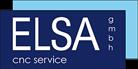 Logo ELSA cnc service GmbH