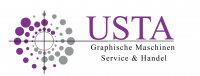 Logo USTA - Graphische Maschinen Service & Handel