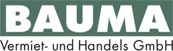 Логотип BAUMA Vermiet- und Handels GmbH