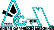 Логотип Annan Graphische Maschinen GmbH
