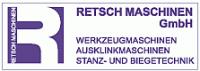 Logo Retsch Maschinen GmbH
