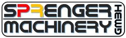 Logo Sprenger Machinery- René Sprenger