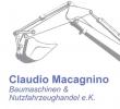 Logo Claudio Macagnino Baumaschinen & Nutzfahrzeughandel e.K.