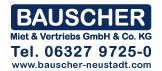 Логотип Bauscher Miet & Vertriebs GmbH & Co. KG