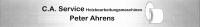 Логотип C.A. Service Peter Ahrens