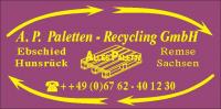Logo A.P.Paletten Recycling GmbH