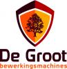 Logotip De Groot Bewerkingsmachines B.V.