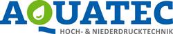 Логотип Aquatec Hoch- & Niederdrucktechnik