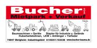 Логотип Bucher GmbH