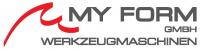 Logo MY FORM GmbH Werkzeugmaschinen