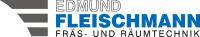 Логотип E.Fleischmann, Fräs+Räumtechnik