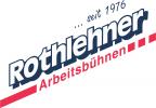 Logo Rothlehner Arbeitsbühnen