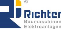 Logo Baumaschinen Frank Richter
