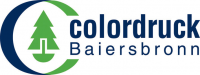 Logo colordruck Baiersbronn W. Mack GmbH & Co. KG