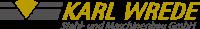 Logo Karl Wrede Stahl- und Maschinenbau GmbH
