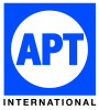Logo APT International nv