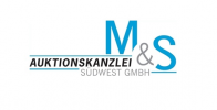 Logo Auktionskanzlei M & S Südwest GmbH